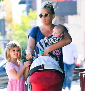Busy Philipps, A Busy Mom Of Two