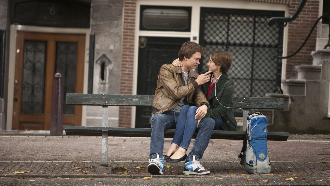 A Fault In Our Stars Movie Showing in Theaters June 6