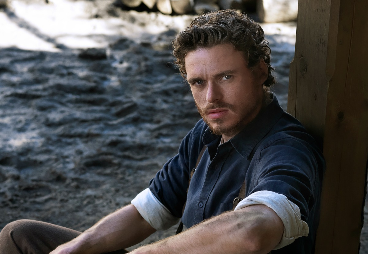 Richard Madden Plays Bill Haskell in Discover Channel's Klondike