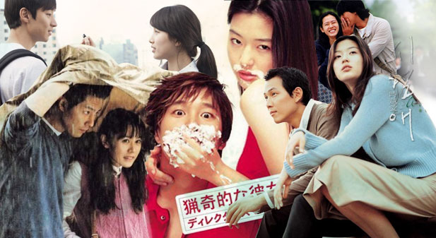 Korean Romantic Films