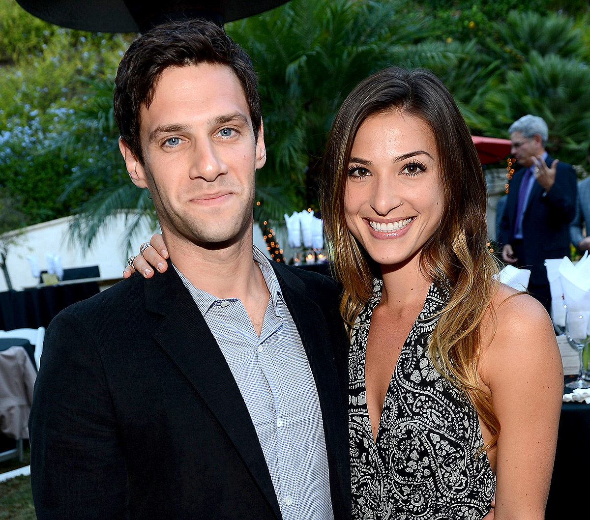 Justin Bartha Weds Personal Trianer Lia Smith