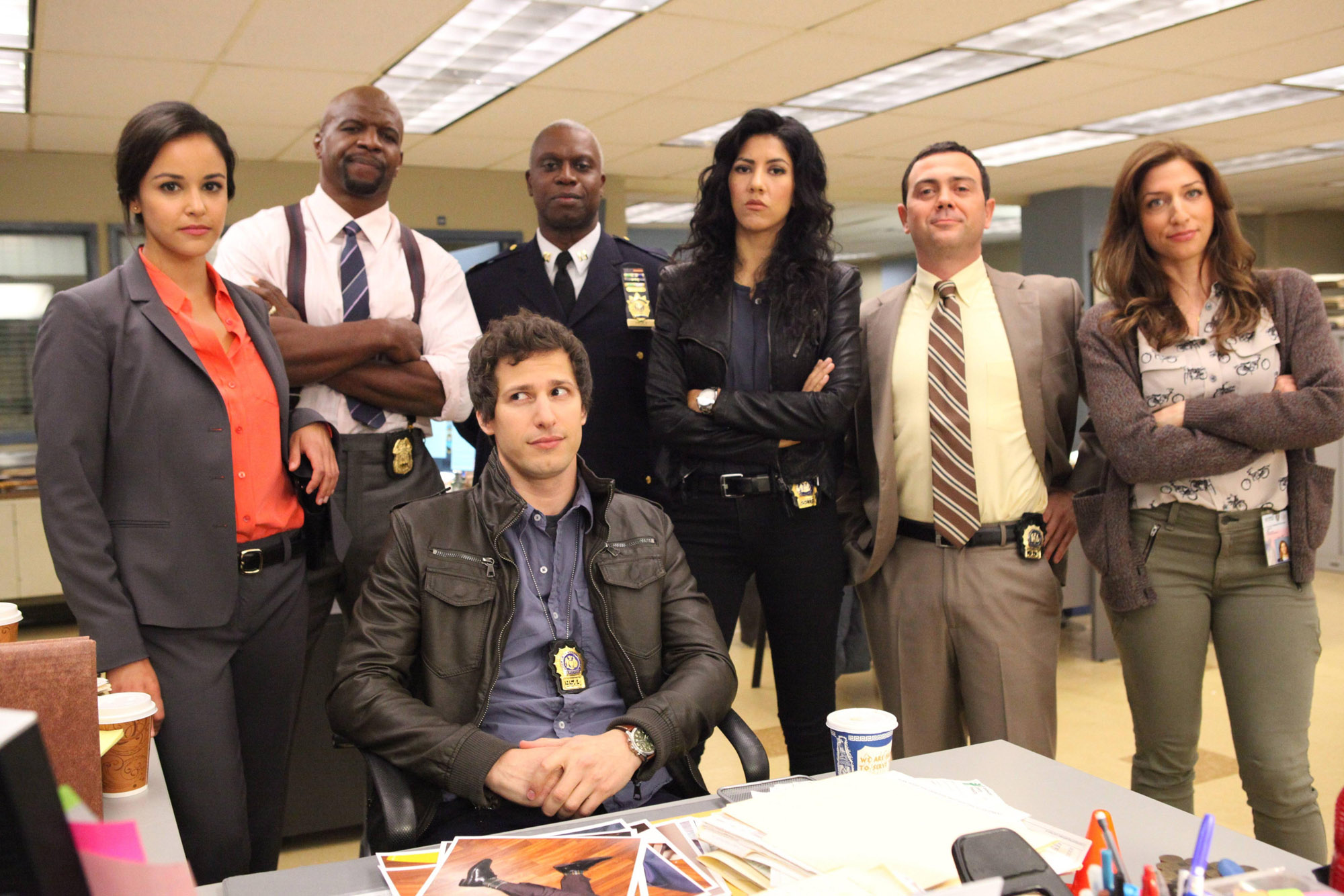 Brooklyn Nine-Nine Ready with Post-Super Bowl Episode