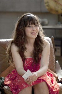 Joey Deschanel Stars in The New Girl