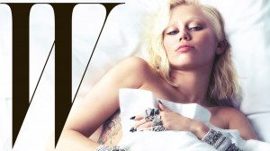 Miley Cyrus Poses Naked for W Magazine