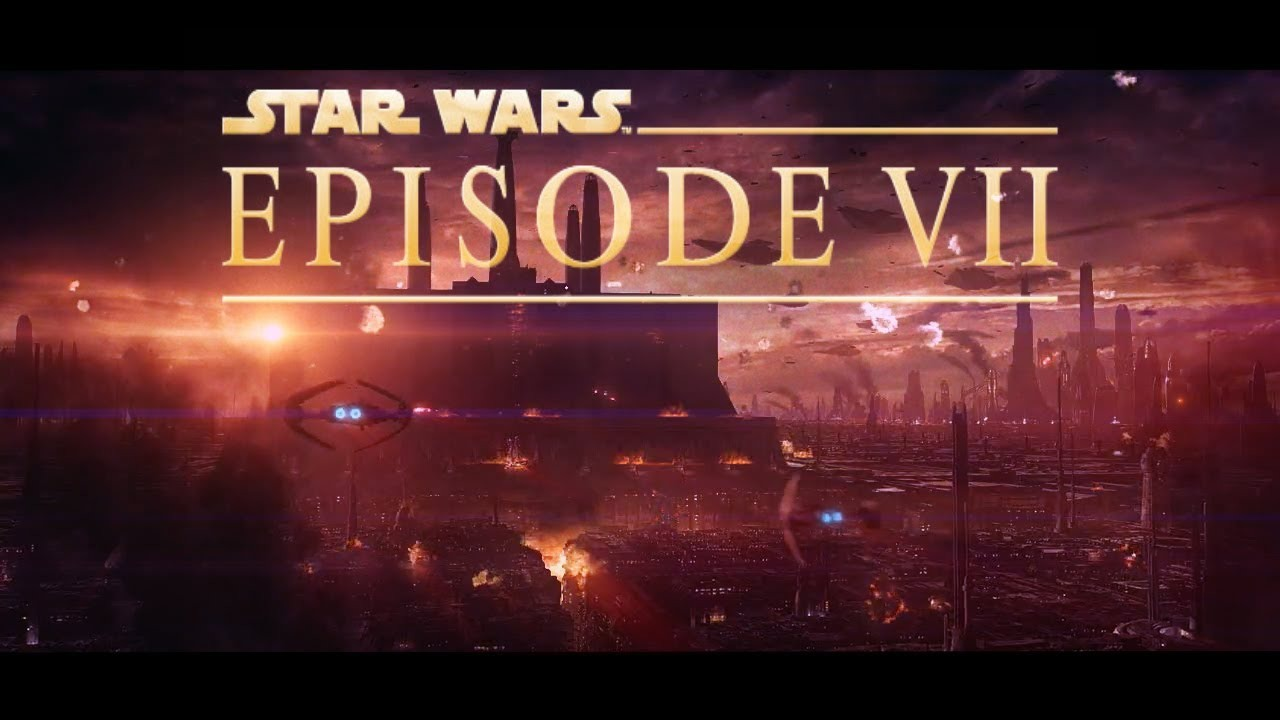 Star Wars VII in Theaters on December 2015