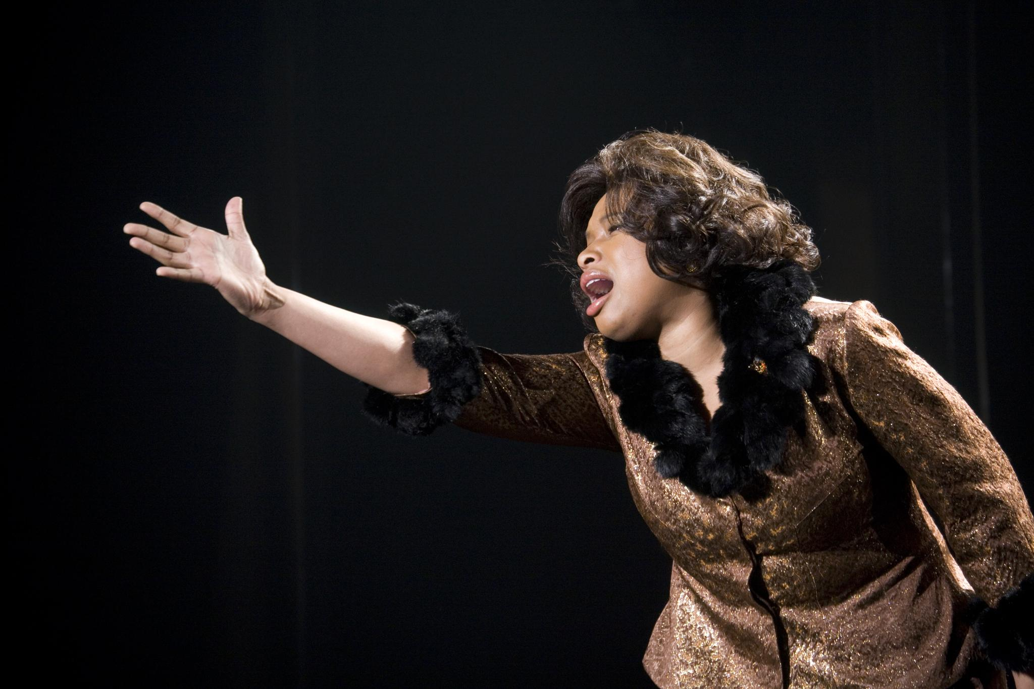 Jennifer Hudson for Dreamgirls 2006