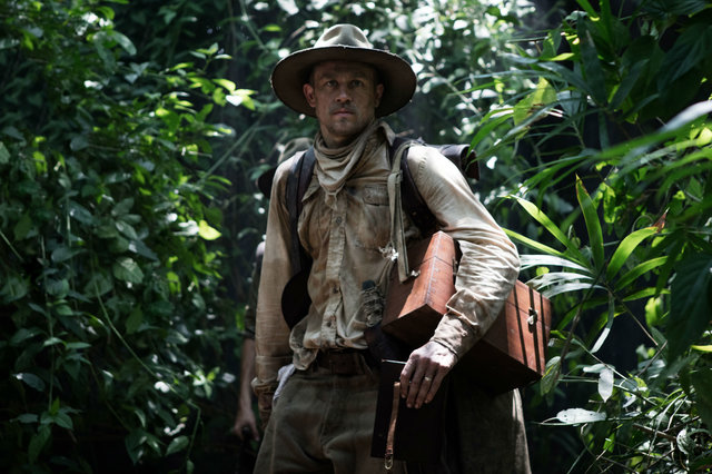 The Lost City of Z, Charlie Hunnam